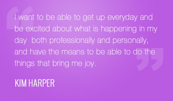 Kim Harper Quote
