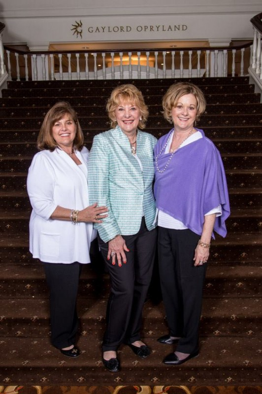 """Elizabeth found strength and support in her sisters. As a Rodan + Fields team, they are referred to as """"Superstars""""."""