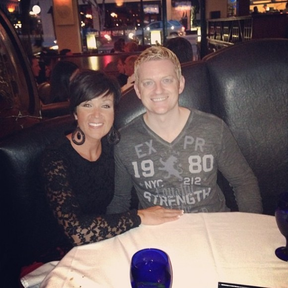 Natalie is so grateful for her husband, Matt's, support.