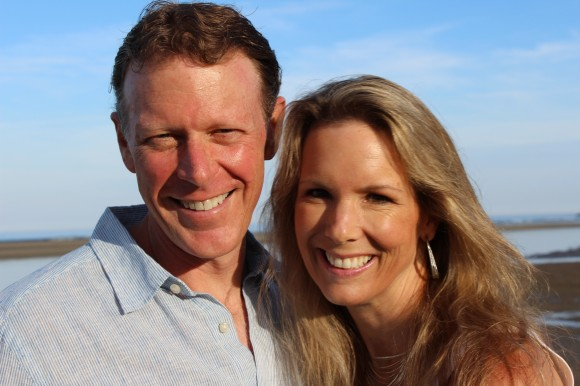 Rena's husband, Rick, is very supportive and sees how passionate she is about her business.