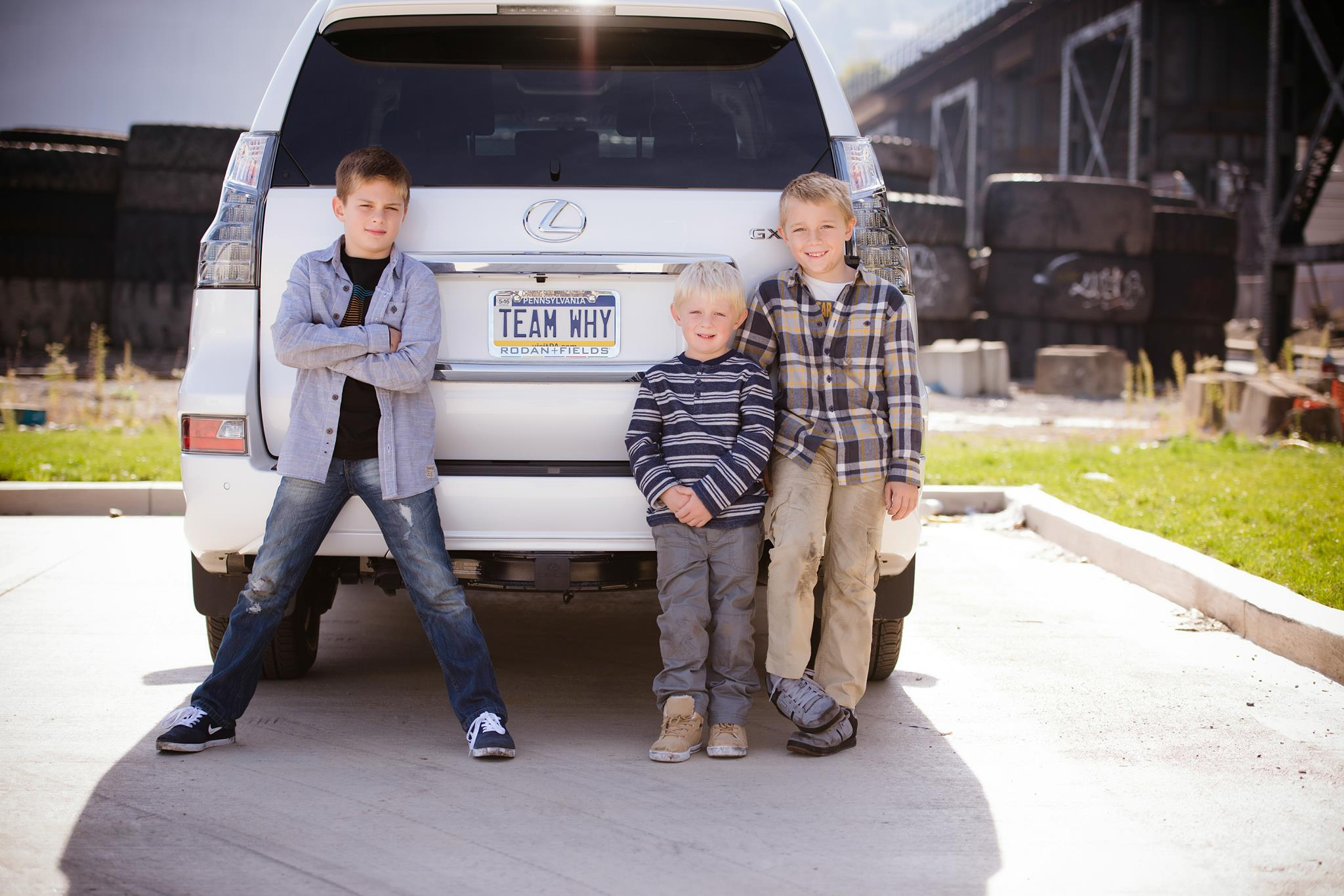 For Heather Shields, being a Rodan + Fields Independent Consultant has meant more time with her three sons.