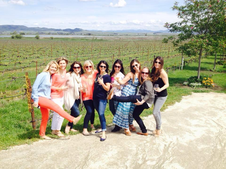 As an Independent Consultant with Rodan + Fields, Heather Shields earned  an invitation to attend the Premier V trip to Napa.