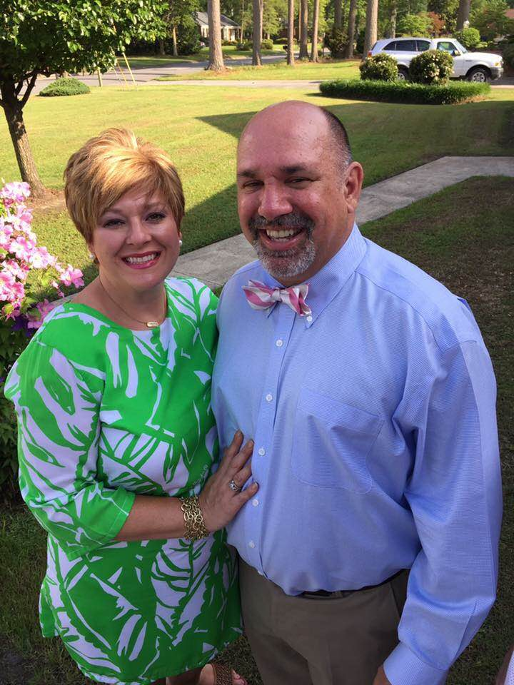 R+F Consultant Donna Raney and husband