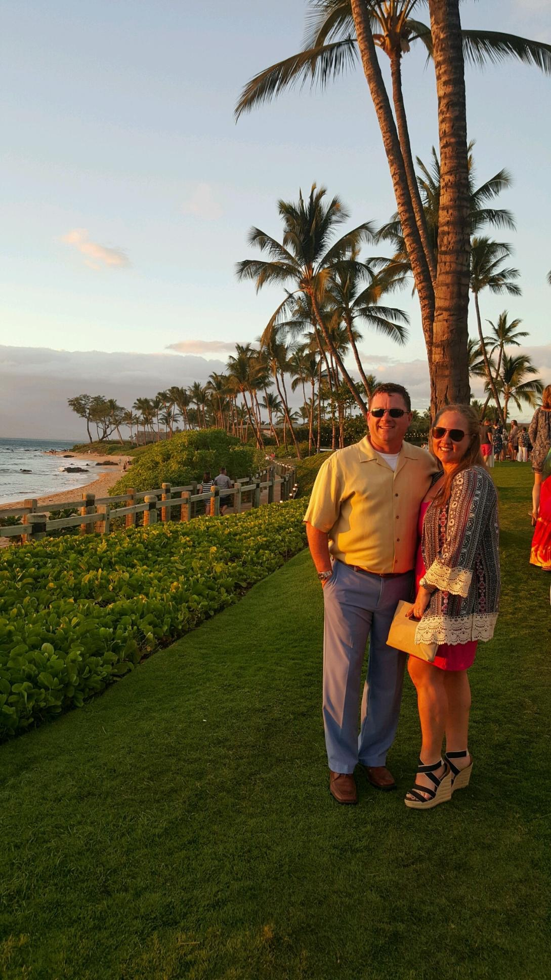 As a Rodan + Fields Independent Consultant, Heather earned a once-in-a-lifetime trip to Hawaii.