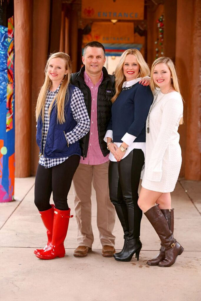 R+F Consultant Lara Ford and family