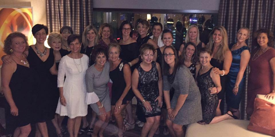 Liz Custer and R+F Teammates