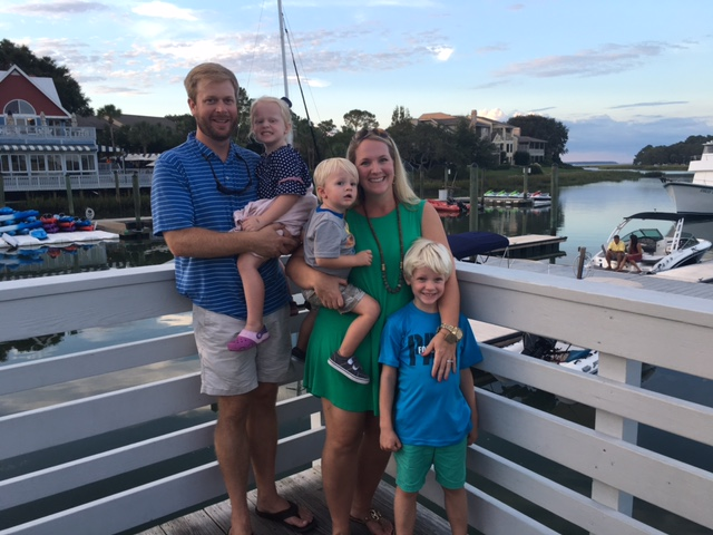 Being an Independent Consultant with Rodan + Fields has allowed Emily and her family to make family vacations a priority again.