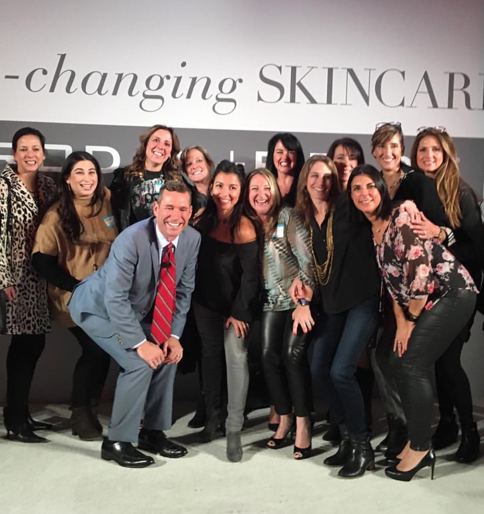 R+F Consultant Karen Mascari and her team