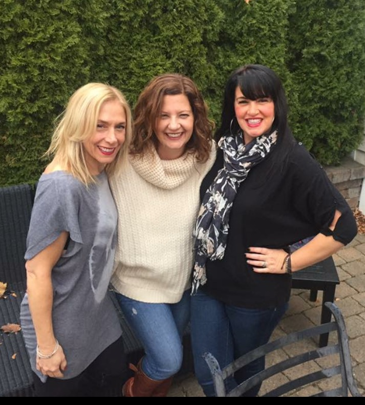 R+F Consultant Karen Mascari and her sisters