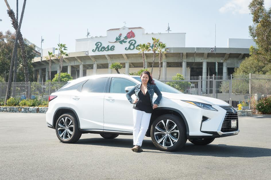 R+F Consultant Panda Korman and Lexus