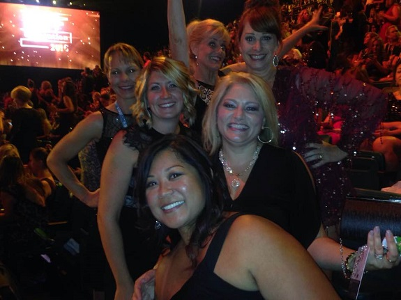 Heather with some of her R+F Business Partners at Convention 2016