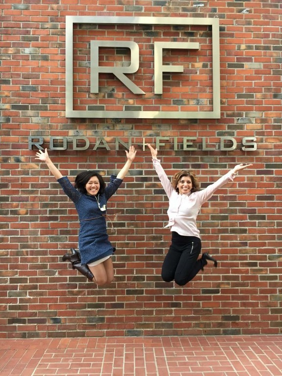 R+F Consultant Kathleen Wilde at R+F Headquarters