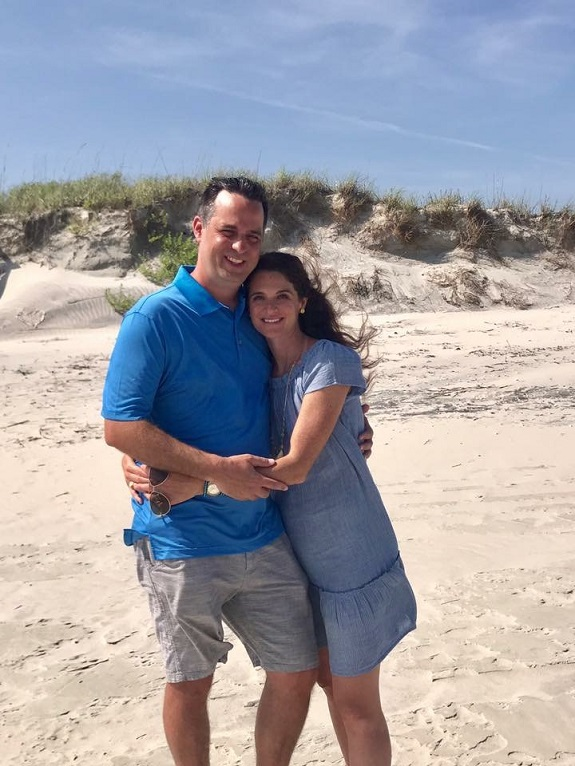 R+F Consultant Lisa Gilmore and her husband