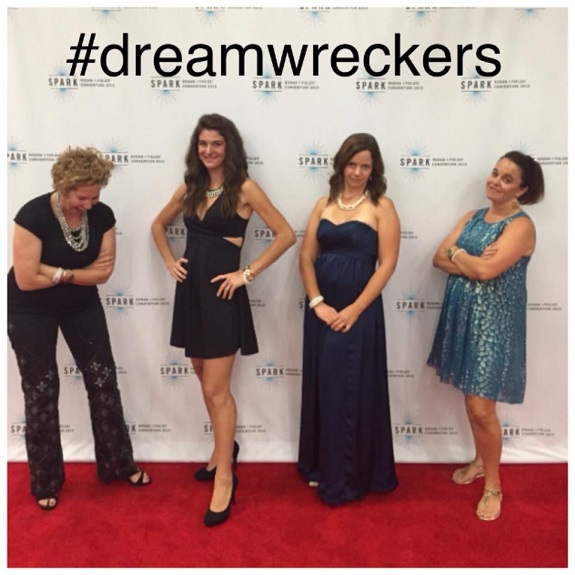 R+F Consultant Lisa Gilmore with team members