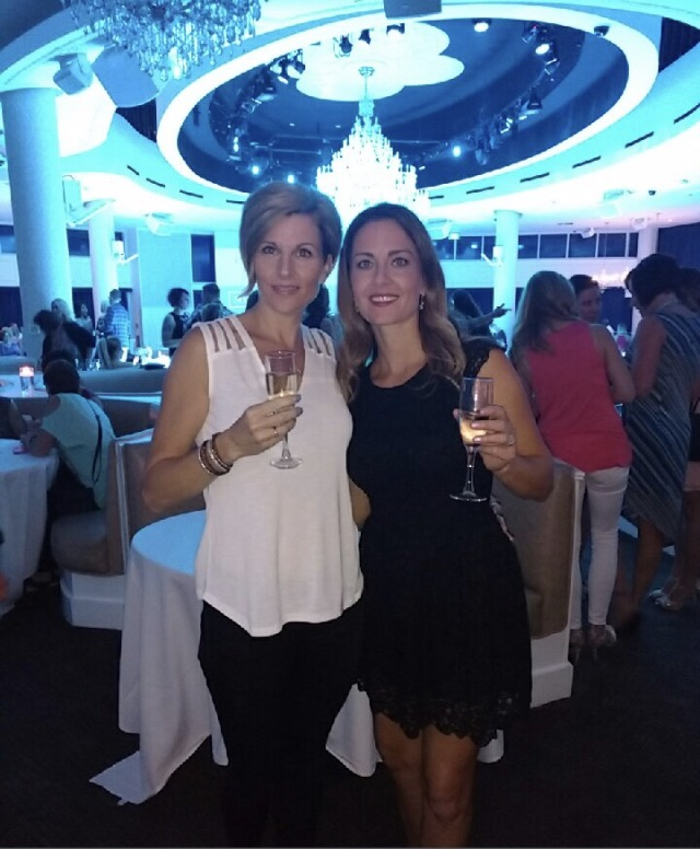 R+F Consultant Christie Lang with Anthea