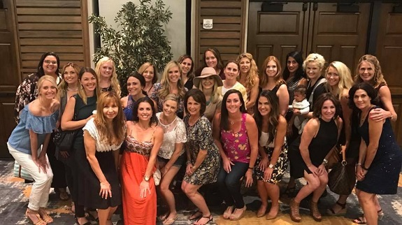 R+F Consultant Bobbie Repp with her team