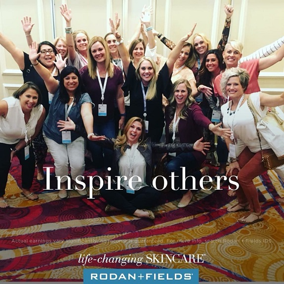 R+F Consultant Heather Marrou with her team