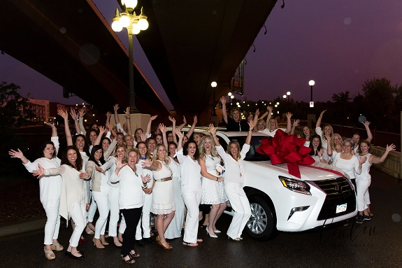 R+F Consultant Karla Gust with her team