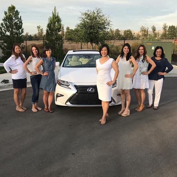R+F Independent Consultant - Tina June Chon with Lexus