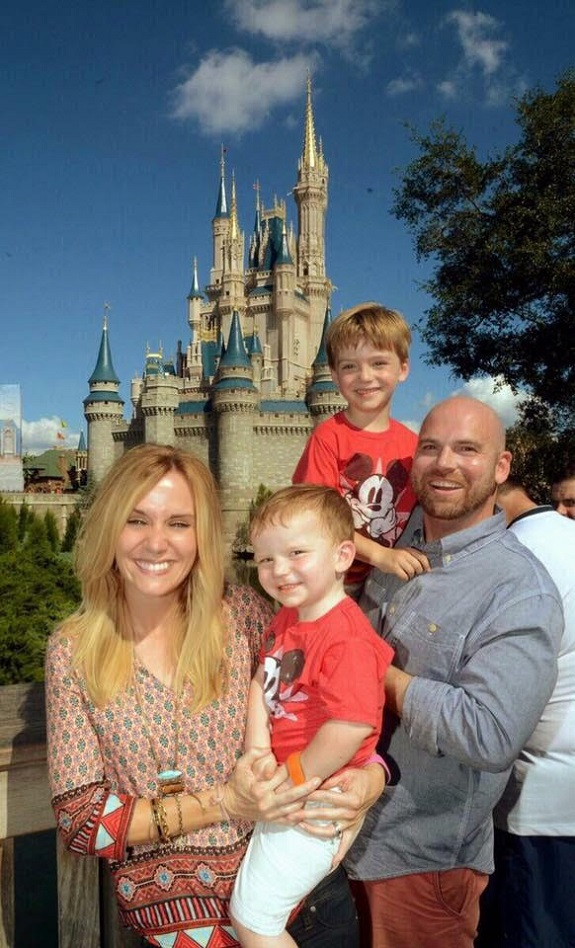 R+F Consulant - Jordan Lawson & Family at Disney