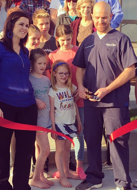 Rodan + Fields Consultant - Melanie Wright at Ribbon Cutting
