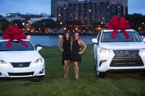 Rodan + Fields Consultant - Kristen Ludwig and Lexus