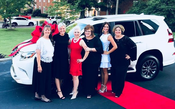 Rodan + Fields Consultant - Rebecca Harrison and Lexus Achievers
