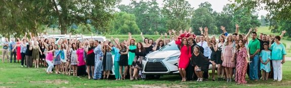 Rodan + Fields Consultant - Rebecca Harrison at Her Lexus Event